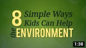 8 Ways Kids Can Help the Environment– NETL Earth Day