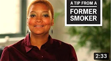 CDC: Tips From Former Smokers – Tiffany: How I Quit Smoking