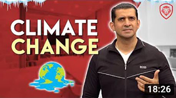 Climate Change – Myth or Reality?
