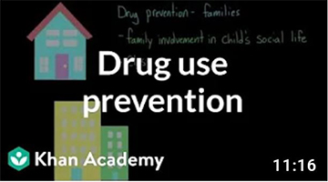 Drug use prevention – school programming and protective fac