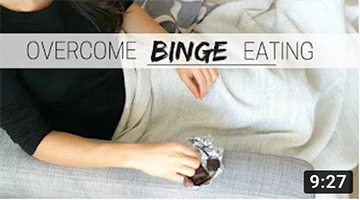 HOW TO STOP BINGE EATING » once and for all
