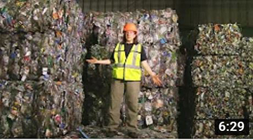How Recycling Works: Behind the Scenes at the MRF
