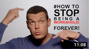 How to stop being a workaholic forever: #1 ROOT CAUSE OF