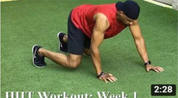 Mayo Clinic HIIT Workout for Mind & Body – Week 1