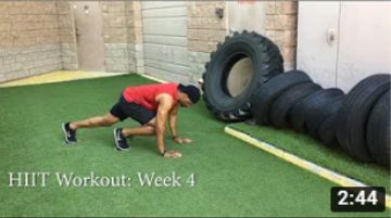 Mayo Clinic HIIT Workout for Mind & Body – Week 4