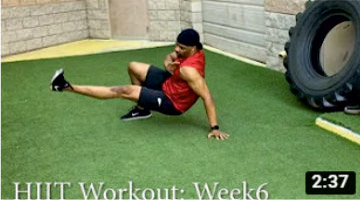Mayo Clinic HIIT Workout for Mind & Body – Week 6