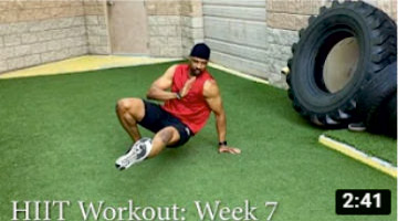Mayo Clinic HIIT Workout for Mind & Body – Week 7