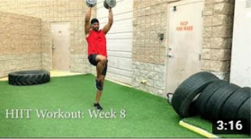 Mayo Clinic HIIT Workout for Mind & Body – Week 8