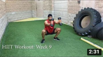 Mayo Clinic HIIT Workout for Mind & Body – Week 9