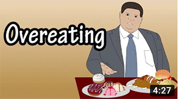 Overeating – Why Do We Overeat – Overeating Weight Gain – Emotional Eating – How To Stop Overeating
