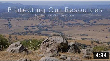 Protecting Our Resources for Future Generations