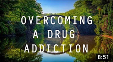 This is how to overcome a drug addiction