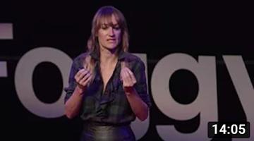 Two adults, two kids, zero waste | Bea Johnson | TEDxFoggyBottom