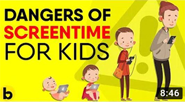 Why Screen Time For Kids Needs To Be Controlled