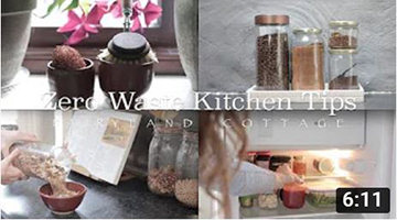 Zero Waste Kitchen Tips – How to reduce your waste in the kitchen