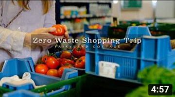 Zero Waste Shopping Trip