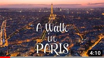 A Walk in Paris – Timelapse project, France | Париж, Франция. Достопримечательно