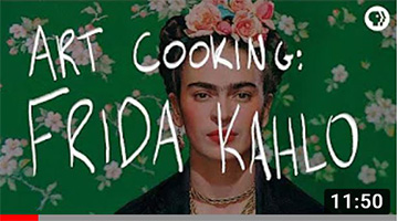 Art Cooking: Frida Kahlo | The Art Assignment | PBS Digital Studios