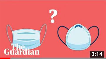 Coronavirus outbreak: should you wear a face mask?