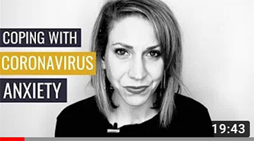 Dealing with CORONA VIRUS ANXIETY (Covid-19) / How to Stay Calm