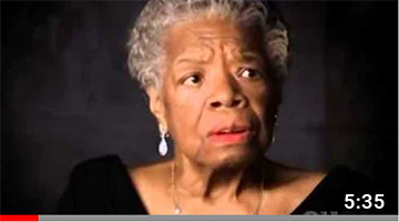 Dr. Maya Angelou – Love Liberates