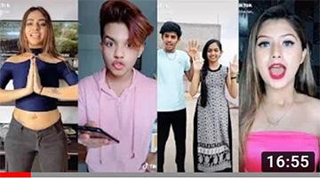 Go Corona Tiktok Videos | Corona Funny | Riyaz, Arishfa, Somya, Jannat