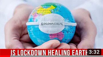 Is The Coronavirus Lockdown Healing Planet Earth?