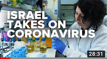 Israeli Researchers Working on Solution to Global Scourge of Coronavirus
