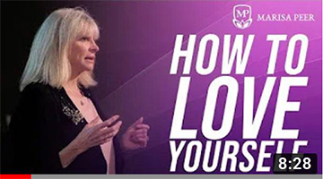Learn to Love Yourself (Self Love) – Marisa Peer