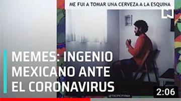 Memes por cuarentena de coronavirus en México – En Punto