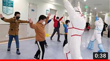 Positive Vibes | Nurses become dance teachers to sick coronavirus children