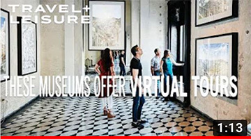 Stuck at home? These Famous Museums Offer Virtual Tours You Can Take on Your Co