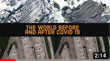 The world before and after COVID-19
