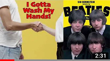 Wash Your Hands X Beatles