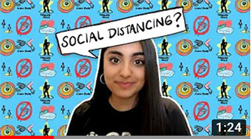 What is social distancing? | CBC Kids News