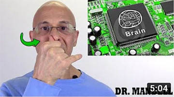 Boost Your Brains CPU – Dr Alan Mandell, DC
