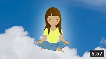 😊 🌺 Breath Meditation for Kids 😊 ❤️‍ Mindfulness for Kids