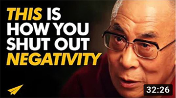 Dalai Lama's Top 10 Rules For Success (@DalaiLama)