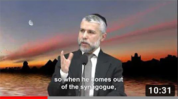 Every Person has a Guardian Angel – Rabbi Zamir Cohen