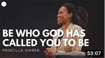 Going Beyond Ministries with Priscilla Shirer – Passion Conference 2018