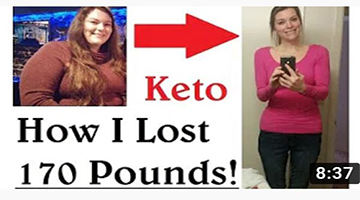 How I Lost 170 Pounds with a Keto / Low Carb Diet
