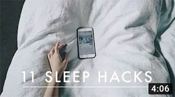 How to Fall Asleep Fast | 11 Sleep Hacks for Better Sleep 😴