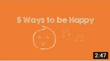 How to be Happy – 5 EASY Ways to Become Happy