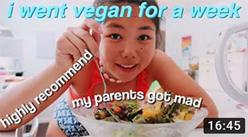 I Went Vegan For An Entire Week (my honest experience)