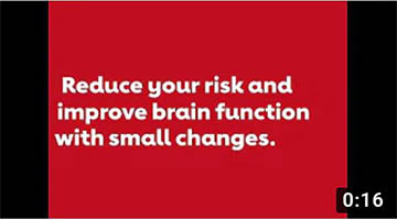 Improve Brain Function. Reduce Stroke Risk
