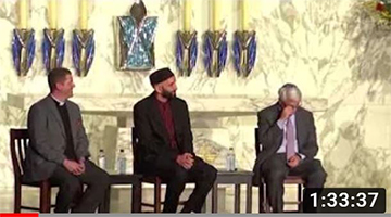 Islam, Judaism, and Christianity – A Conversation