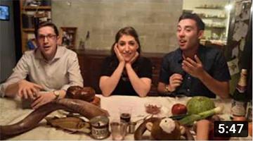 It's Rosh Hashanah- Happy Jewish New Year! || Mayim Bialik