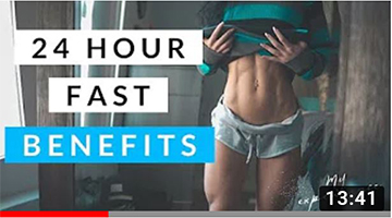 MY 24 HOUR FAST EXPERIENCE | What Are The Benefits?