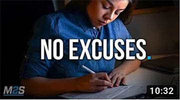 NO EXCUSES IN 2020 – Best Study Motivation