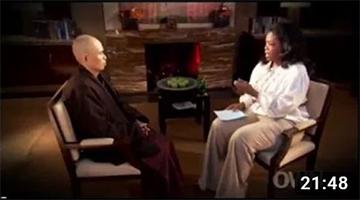 Oprah Winfrey talks with Thich Nhat Hanh Excerpt – Powerful